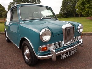 used MINI  Riley Elf Mark III 1000CC in staffordshire