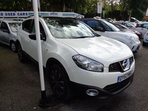 used Nissan Qashqai DCI 360 IS 2013 (63) in staffordshire