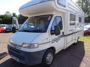 used Peugeot Boxer 320 L in staffordshire