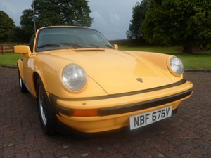 used Porsche 911 Targa in staffordshire