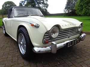used Triumph  TR4A IRS 2.1 in staffordshire