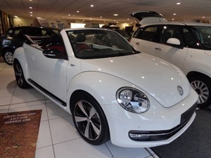 used VW Beetle 60S EDITION in staffordshire