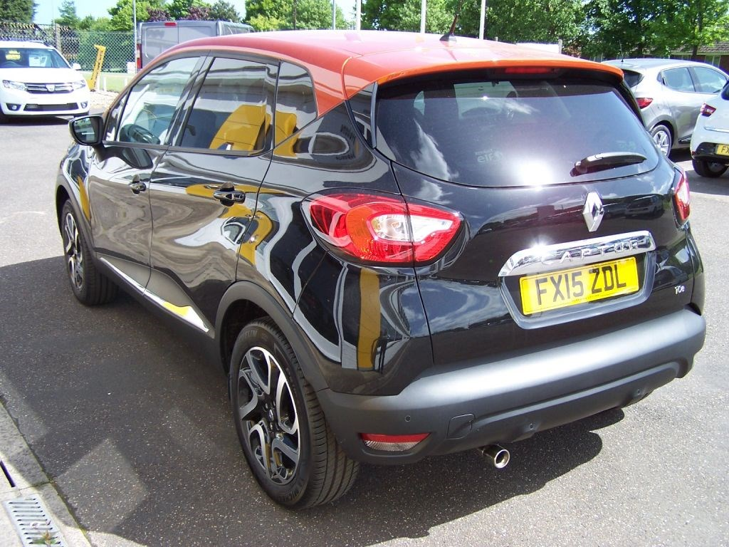 Renault Captur DYNAMIQUE S MEDIANAV ENERGY TCE S/S for ...