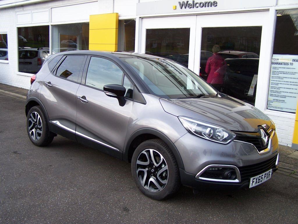 Renault Captur Dynamique S dCi for Sale - Pocklington ...