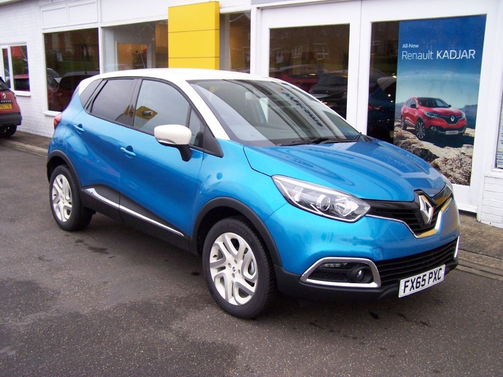 Renault Captur Dynamique S TCe for Sale - Pocklington ...