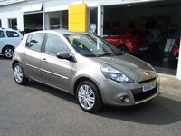 Used Renault Clio INITIALE TOMTOM VVT