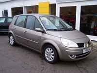 Used Renault Scenic DYNAMIQUE VVT