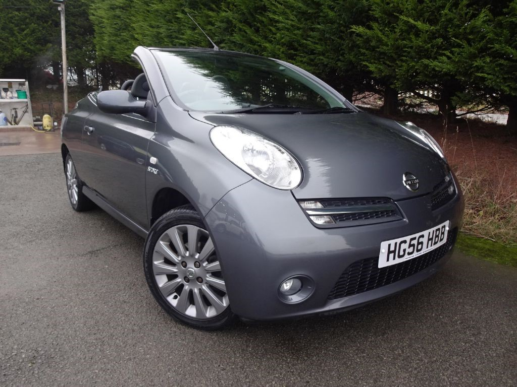 Used nissan micra cc for sale sheffield south yorkshire for Nissan micra cc