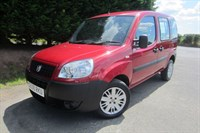 Used Fiat Doblo Multijet Active (85bhp)