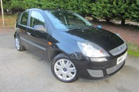 Used Ford Fiesta Style Climate (80bhp)