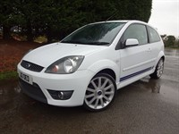 Used Ford Fiesta 16V ST (150bhp)