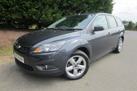Used Ford Focus TDCI Zetec (Estate) (110bhp)