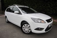 Used Ford Focus TDCI ECONETIC (110bhp)