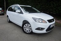 Used Ford Focus TDCI ECOnetic (Estate)