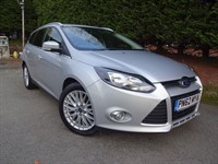 Used Ford Focus TDCI Zetec (115bhp)