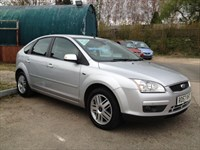 Used Ford Focus GHIA
