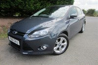 Used Ford Focus Zetec (125bhp)