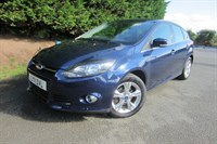 Used Ford Focus Zetec (105bhp)