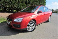 Used Ford Focus Ghia (100bhp)