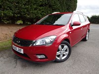 Used Kia Ceed Level 2 SW (120bhp) (Estate)