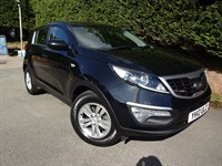 Used Kia Sportage CRDI Level 1 (115bhp)