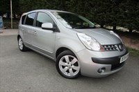 Used Nissan Note SVE DCI