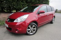 Used Nissan Note N-TEC (90bhp)