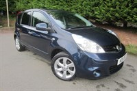 Used Nissan Note Tekna (110bhp) (Automatic)