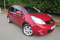 Used Nissan Note Tekna (110bhp)
