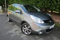 Used Nissan Note N-Tec (110bhp) (Auto)