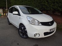 Used Nissan Note N-Tec Plus (110bhp) (Automatic)