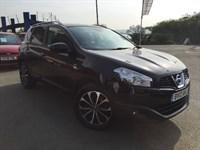 Used Nissan Qashqai DCI N-Tec Plus (110bhp)