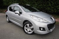 Used Peugeot 207 HDI SW Sport (90bhp) (Estate)