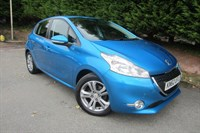 Used Peugeot 208 Active (80bhp)