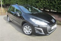 Used Peugeot 308 HDI SW Access (92bhp)