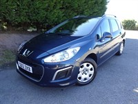 Used Peugeot 308 HDI SW Access (90bhp) (Estate)