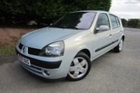 Used Renault Clio 16V Privilege (100bhp) (Auto)