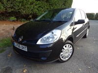 Used Renault Clio 16Vn Expression (75bhp)