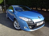 Used Renault Megane DCI Dynamique TomTom (110bhp)
