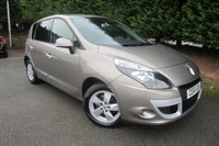 Used Renault Scenic DCI Dynamique TomTom (110bhp)