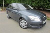 Used Skoda Fabia TDI S (Estate)