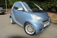 Used Smart Car Fortwo Coupe CDI Passion (55bhp) (Auto)