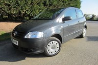Used VW Fox 16V (75bhp)