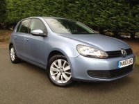 Used VW Golf TDI BlueMotion Match (105bhp)