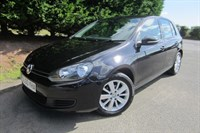 Used VW Golf MATCH TDI