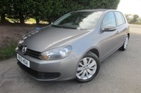 Used VW Golf TDI Match (105bhp)