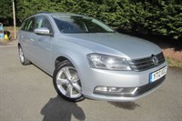 Used VW Passat TDI SE Bluemotion Tech (140bhp) (Estate)