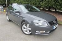 Used VW Passat TDI SE Bluemotio Tech (140bhp) (Estate)