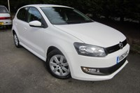 Used VW Polo TDI BlueMotion S (75bhp)