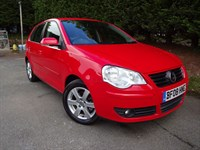 Used VW Polo Match (80bhp)